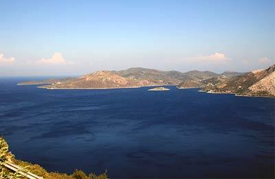 Aegean Islands ferries