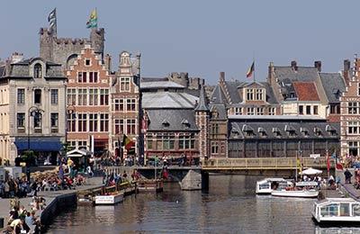 Ferries to Belgium