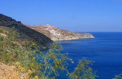 Sifnos to Andros Ferry