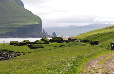 Tórshavn Ferry Port