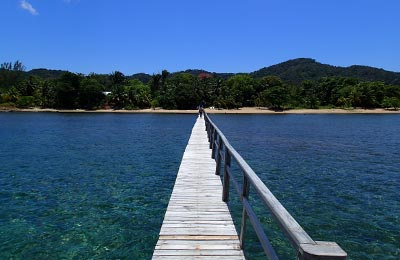 La Ceiba to Roatan Ferry