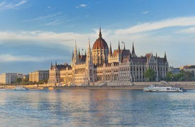 Vienna to Budapest Ferry