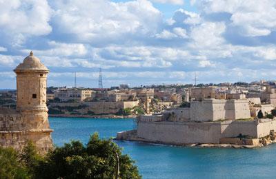 Malta Ferry Port