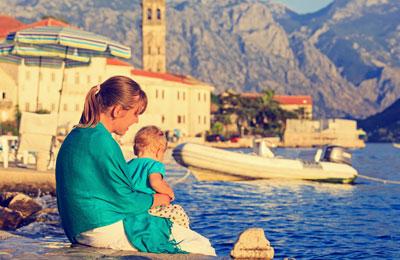 Montenegro ferries