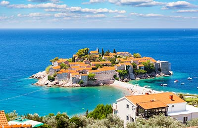 Ferries to Montenegro