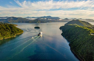 New Zealand ferries