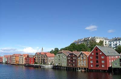 Larvik Ferry Port