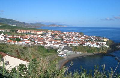 Porto Horta to Madalena Ferry