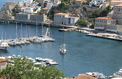 Hydra to Spetses Ferry