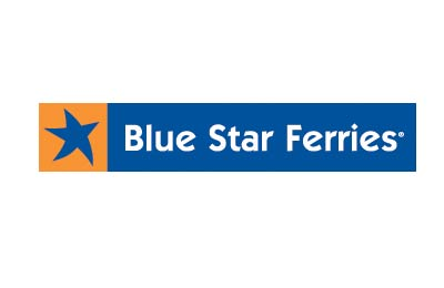Book Blue Star Ferries  quickly and easily