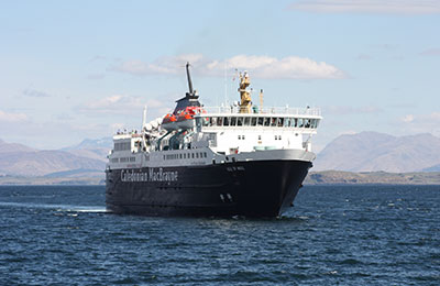 Book Calmac Ferries quickly and easily