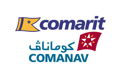 Book Comarit Ferry quickly and easily