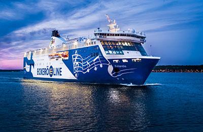 Travel in comfort & style onboard MS Finlandia