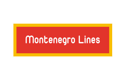 Book Montenegro Lines quickly and easily