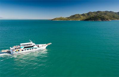 Fantasea Cruising Magnetic Ferries