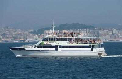 Mar de Ons Ferries