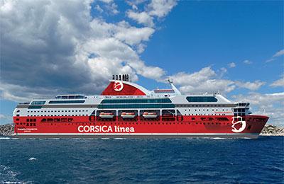 Corsica Linea Ferries