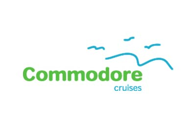 Book Commodore Cruises quickly and easily
