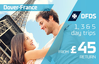 Short Breaks to France from £45