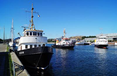 Kiel Ferry Port